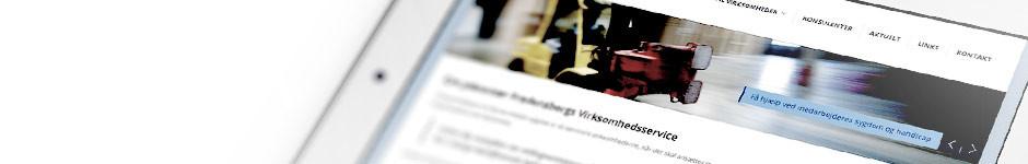 Website for jobcentret